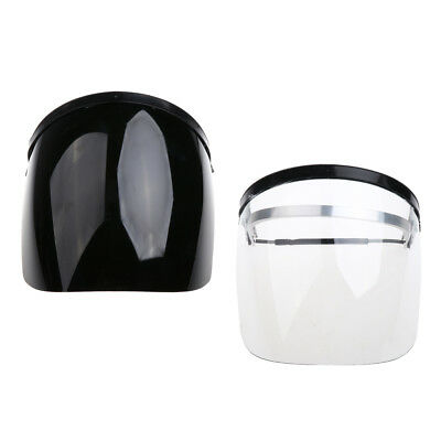 Safety Face Shield Mask Flip Up Visor Clear Protector Eye Protection 2 Color
