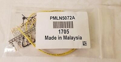 OEM Motorola PMLN5072A MotoTRBO Rear Accessory Connector Kit XPR 5550 1705 VHF