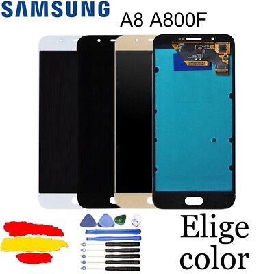 0367d2b1c4e Pantalla completa display repuesto Samsung Galaxy A8 A800F A800FU (elige  color)