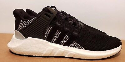 d94675e3d3c Size 11.5 ADIDAS EQT SUPPORT 93 17 CORE BLACK running NEW ultra boost nmd r1