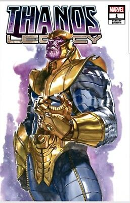 Thanos Legacy #1 Dell Otto Donny Cates Unknown Variant In Stock Gorgeous Book