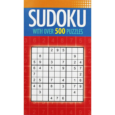 Sudoku - With Over 500 Puzzles by Arcturus (Paperback), Books, Brand New