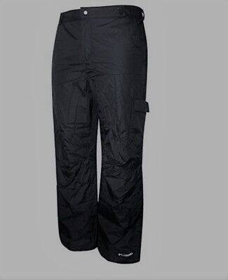 NWT Columbia Men's Bull Lake Insulated Ski Snowboard Waterproof Pants Size XL