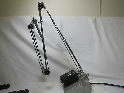 Vintage Buffalo Dental drill working