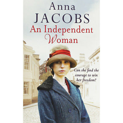 An Independent Woman by Anna Jacobs (Paperback), Fiction Books, Brand New