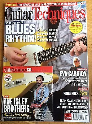 Guitar Techniques magazine & CD: December 2008
