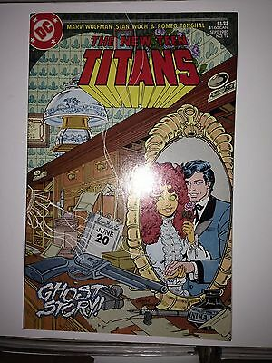 The New Teen Titans #12 (Sep 1985, DC) VF/NM