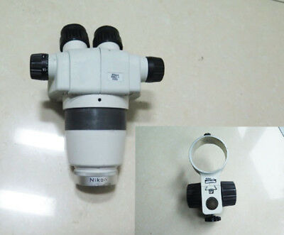 SMZ-1 ESD FOR Microscope Body +0.7X Objective+ 20X/12 eyepieces+Focus Holder