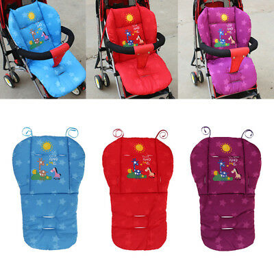 Baby Carriage Pad Stroller Cushion for Baby Cart Mat Padding Liner Seat Mattress