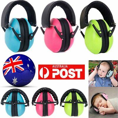 Earmuffs Hearing Protective Ear Muffs Comfortable Noise Reduction for Infant OD