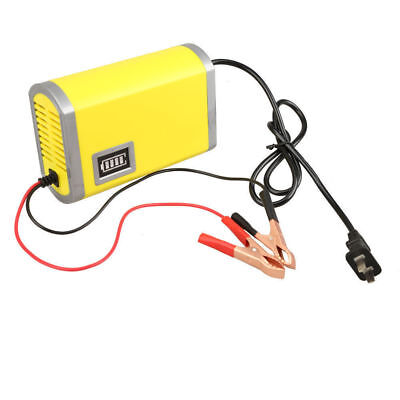 Intelligent Compact Battery Charger 6/12V Automatic Automotive Car Van Motorbike