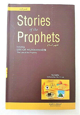 Stories of the Prophets (Peace be on them) -Ibn Kathir (Darul Ishat)-HB