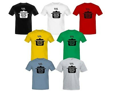 Men's Lads Cooking Expert Funny Humours Chef Cook T-Shirts S-XXL Perfect Gift 12