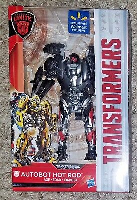 Transformers The Last Knight Autobot Hot Rod Lamborghini Deluxe Class 2016