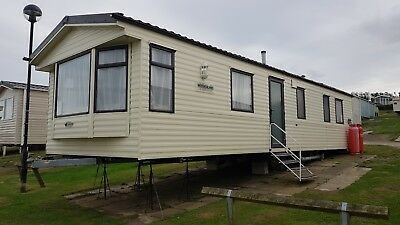 3 Bed Static Caravan For Sale at Reighton Sands near Filey