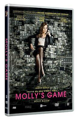 Molly's Game (1 DVD) - Movie