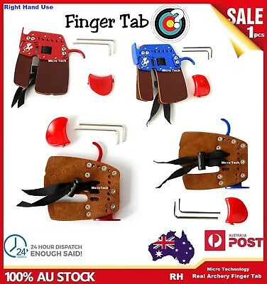 New Real ARCHERY Finger Tab, BOWS Holder, Silicone Rubber Arrow Puller Shooting.