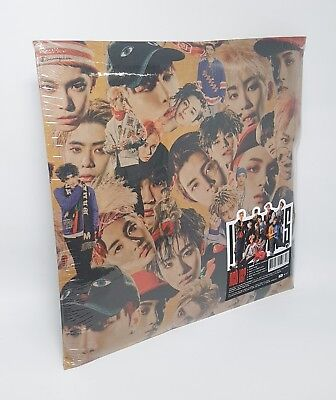 NCT 127 2nd Mini Album [NCT#127 LIMITLESS] C Ver. CD+Photo+Poster+Book+Sticker