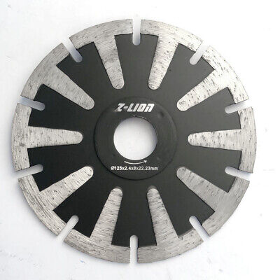 T Type Diamond Saw Blade Cutting Disc for Marble Granite Cut Tool 125mm