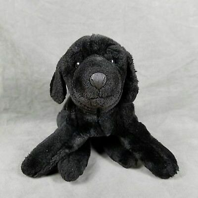 Animal Alley Black Lab Dog Puppy Toys R Us Labrador Stuffed Animal