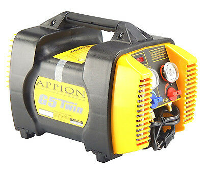 Appion G5TWIN Refrigerant Recovery Machine** LOCAL PICKUP** #97234-1
