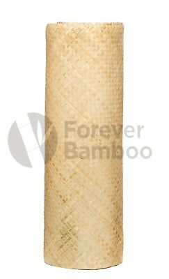 Fine Weave Lauhala Matting 4' x 8' - Forever Bamboo