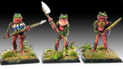 Mirliton SG Grenadier 25mm Frogmen w/Two-Handed Weapons Pack MINT