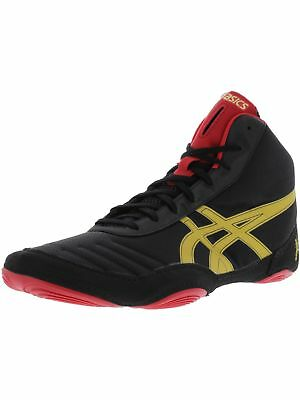 5509c2e84e4d96 ASICS MEN S JB Elite V2.0 Ankle-High Fabric Wrestling Shoe -  24.99 ...