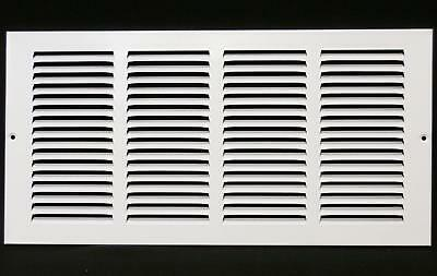 """16""""w X 6""""h Steel Return Air Grilles - Sidewall and Cieling - HVAC DUCT COVER -"""
