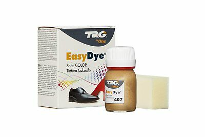 TRG Easy Dye Leather Dye Kit Set, Leather Repair Shoes Boots Bags