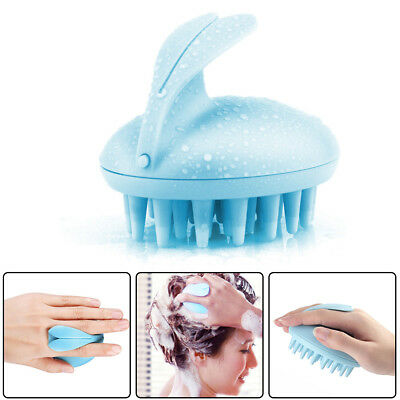 Electric Scalp Massager Head Hair Neck Body Care Shampoo Comb Brush Vibrating US