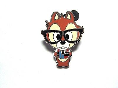 Disney Pin Nerds Rock! Collection (Full Body) - Chip [80483]