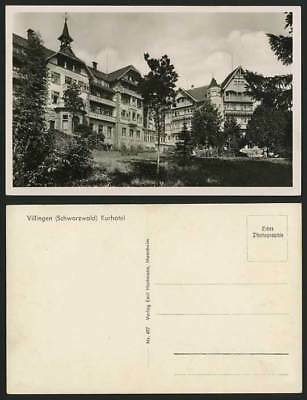 Germany Old RP Postcard BLACK FOREST Villingen Kurhotel