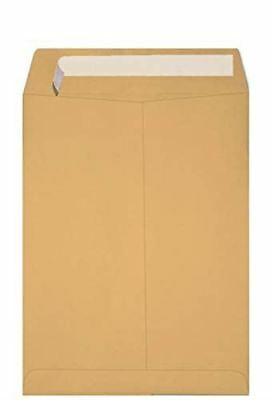 Economical Brown Kraft 6-x-9 Bulk 28lb Envelopes 500-pk - PaperPapers Superbuy P