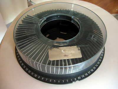 Kodak Carousel 80 slide projector tray container with some slides Sydney PU ok
