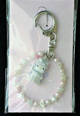 Hello Kitty Fairy Princess Key Chain Collectible Key Ring