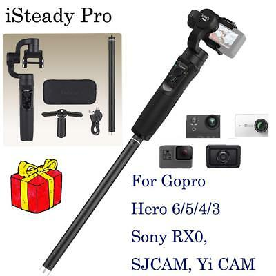 Hohem iSteady Pro 3-Axis Handheld Stabilizer+Extension Rod for GoPro HERO SJCAM