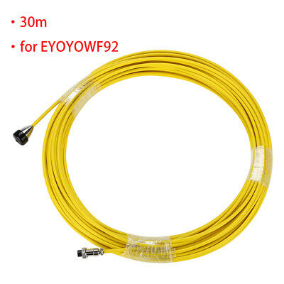 Sewer Pipe Wire Cable for WF92 LCD Drain Pipeline Endoscope Inspection Camera AU