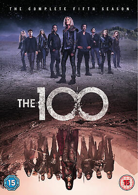The 100: Season 5  [2018] (DVD)