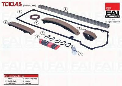 Kit catena distribuzione FAI AutoParts TCK145 MERCEDES