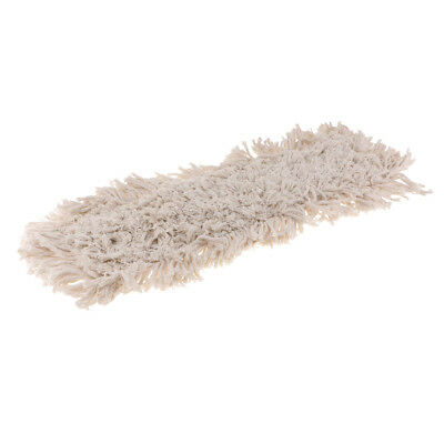 """24"""" Industrial Strength Cotton Dust Mop Head Refill for Home, Commercial Use"""
