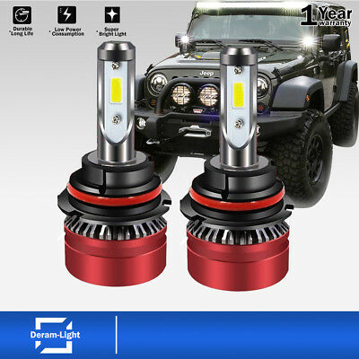 9007 HB5 LED Headlight for Ford Ranger Mustang Taurus Crown Victoria F-150 E-250