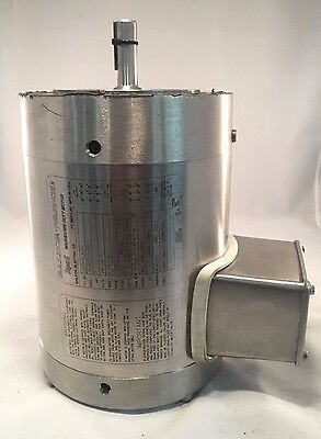 Baldor Reliancer Super-E Washdown Duty Motor VSSWDM3546 HP 1