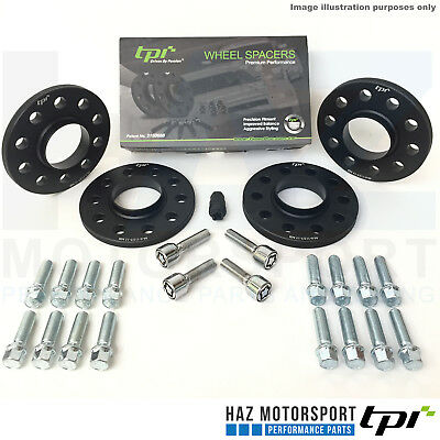 Mercedes C-Class W205 C63 C63S AMG TPI Alloy Wheel Spacer Kit + Locking/Bolts
