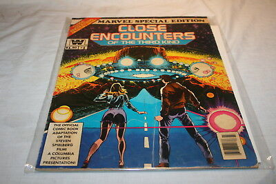 Marvel Giant Special Edition Close Encounters of the Third Kind Comic Book Good
