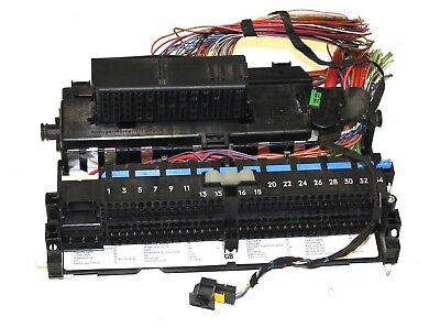 BMW E83 X3 Fuse Junction Power Box Relay Distribution 8364542 Oem A ...