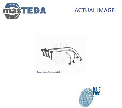 New Blue Print Ignition Cable Set Leads Kit Adh21604 P Oe Replacement