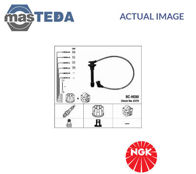 New Ngk Ignition Cable Set Leads Kit 8379 P Oe Replacement