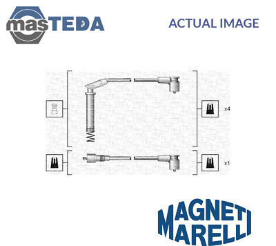 Magneti Marelli Ignition Cable Set Leads Kit 941318111154 I New Oe Replacement