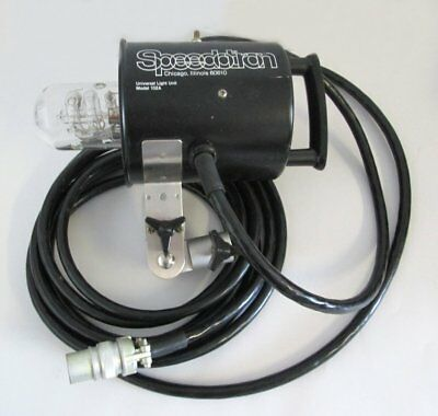Speedotron 102A Universal Light Head Unit with Tube and Model Lamp